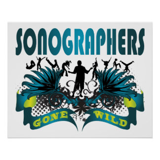 Sonographers Gone Wild Poster