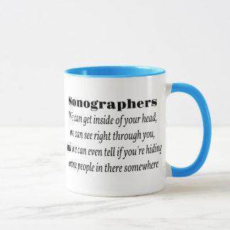Sonographers Mug