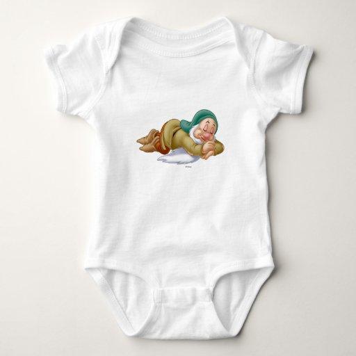 Soñoliento Body Para Bebé