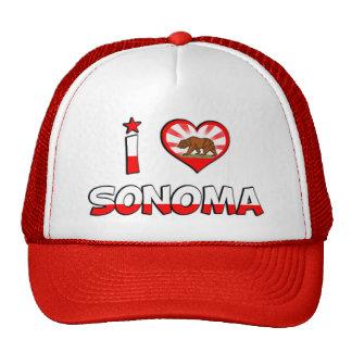 Sonoma, CA Gorro