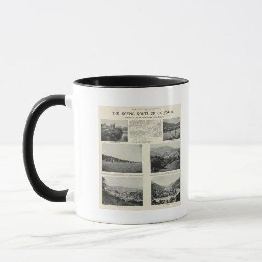 Sonoma, California 2 Mug