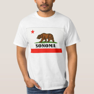 Sonoma, California T-Shirt