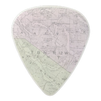 Sonoma County, California 10 Acetal Guitar Pick