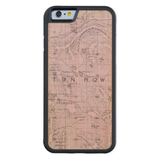 Sonoma County, California 10 Carved® Maple iPhone 6 Bumper Case