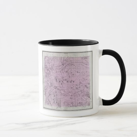 Sonoma County, California 10 Mug