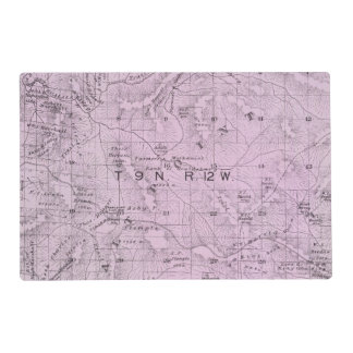 Sonoma County, California 10 Placemat