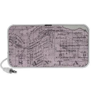 Sonoma County California 12 Notebook Speaker