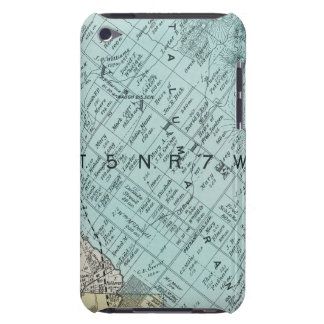 Sonoma County, California 13 iPod Touch Case