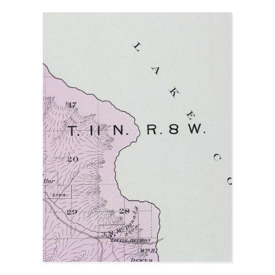 Sonoma County, California 15 Postcard