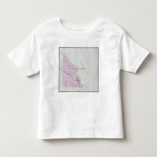 Sonoma County, California 15 Toddler T-shirt