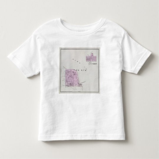 Sonoma County, California 16 Toddler T-shirt