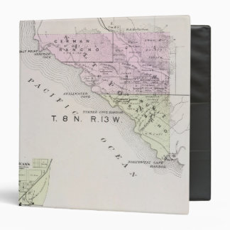 Sonoma County, California 17 3 Ring Binder