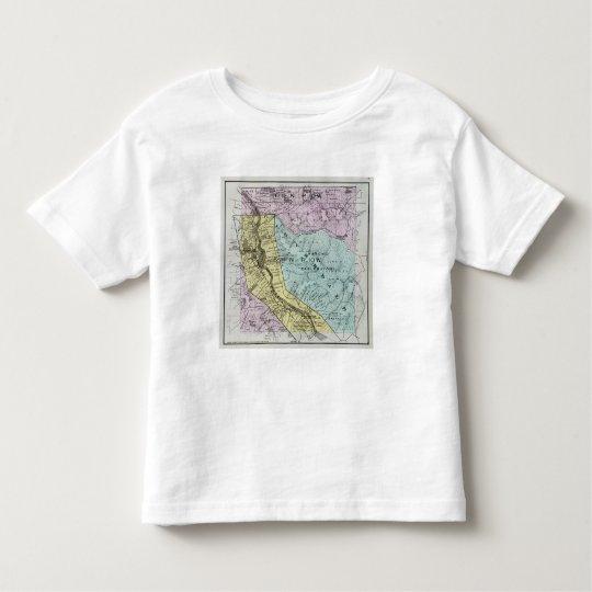 Sonoma County, California 18 Toddler T-shirt