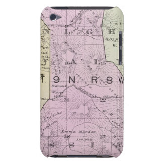 Sonoma County, California 19 Barely There iPod Cases