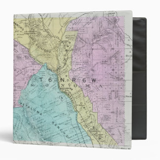 Sonoma County, California 21 3 Ring Binder
