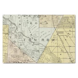 Sonoma County, California 22 Tissue Paper