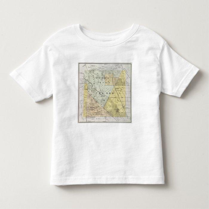 Sonoma County, California 22 Toddler T-shirt