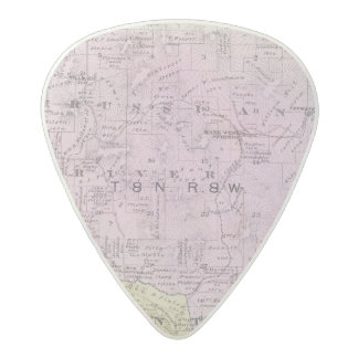 Sonoma County, California 23 2 Acetal Guitar Pick