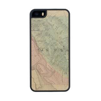 Sonoma County, California 23 2 Wood iPhone SE/5/5s Case