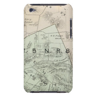 Sonoma County, California 25 Case-Mate iPod Touch Case
