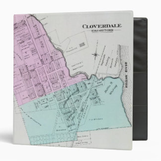 Sonoma County, California 26 3 Ring Binder
