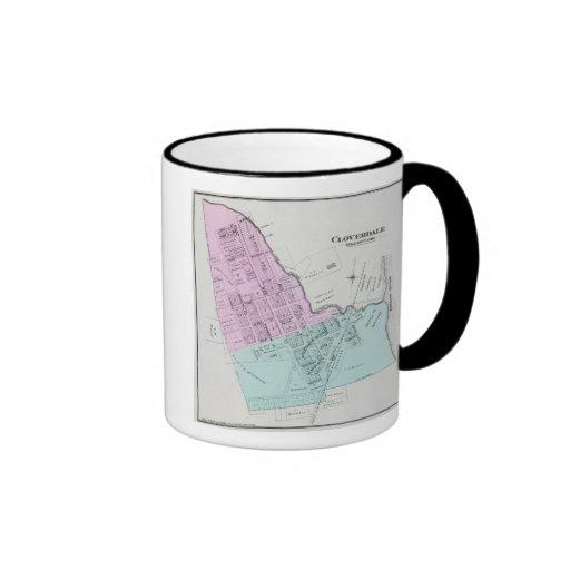 Sonoma County, California 26 Ringer Coffee Mug