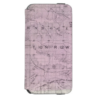 Sonoma County, California 27 2 iPhone 6/6s Wallet Case