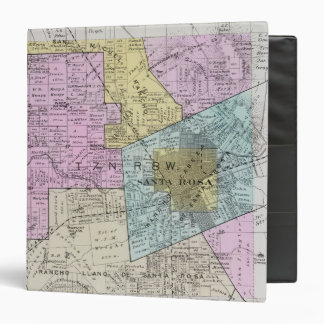Sonoma County, California 27 3 Ring Binder