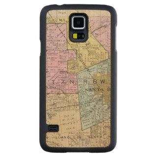 Sonoma County, California 27 Carved® Maple Galaxy S5 Slim Case