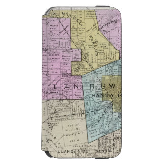 Sonoma County, California 27 iPhone 6/6s Wallet Case