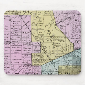 Sonoma County, California 27 Mouse Pad