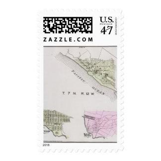 Sonoma County, California 28 Postage