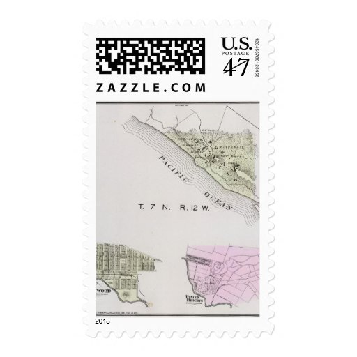 Sonoma County, California 28 Postage Stamp