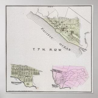 Sonoma County, California 29 Print