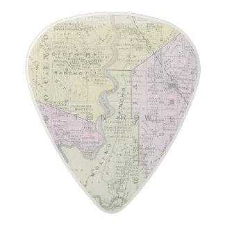 Sonoma County, California 2 Acetal Guitar Pick