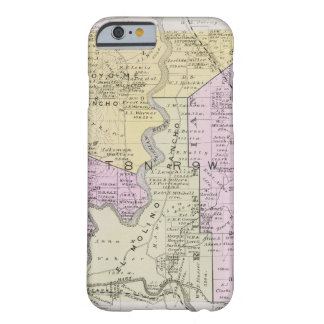 Sonoma County, California 2 Barely There iPhone 6 Case