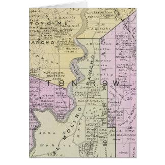 Sonoma County, California 2 Card