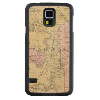 Sonoma County, California 2 Carved® Maple Galaxy S5 Slim Case