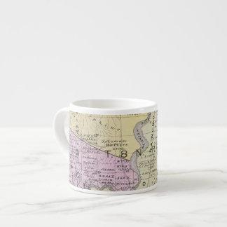 Sonoma County, California 2 Espresso Cup