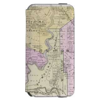 Sonoma County, California 2 iPhone 6/6s Wallet Case