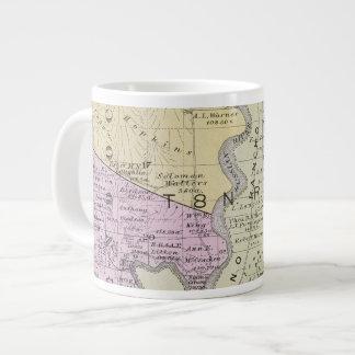 Sonoma County, California 2 Large Coffee Mug