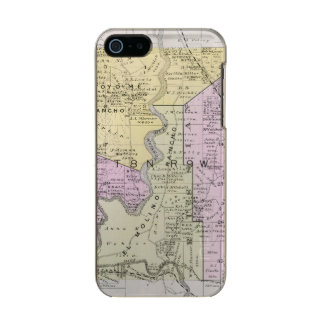 Sonoma County, California 2 Metallic Phone Case For iPhone SE/5/5s