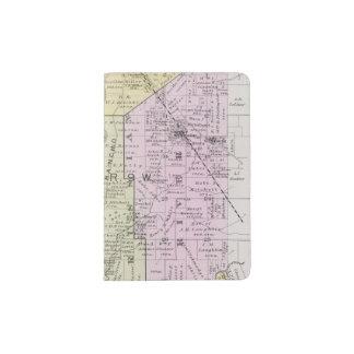 Sonoma County, California 2 Passport Holder