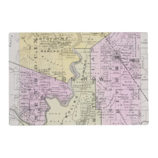 Sonoma County, California 2 Placemat