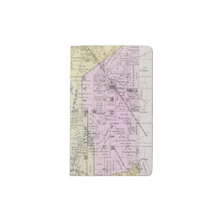 Sonoma County, California 2 Pocket Moleskine Notebook