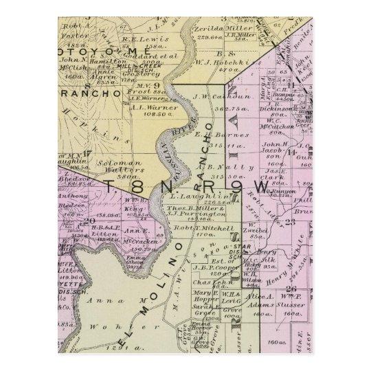 Sonoma County, California 2 Postcard