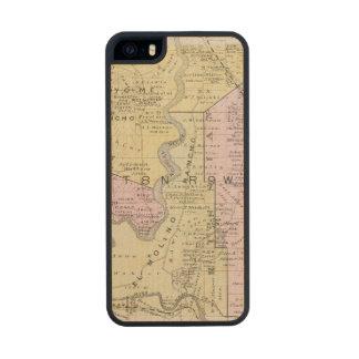 Sonoma County, California 2 Wood iPhone SE/5/5s Case