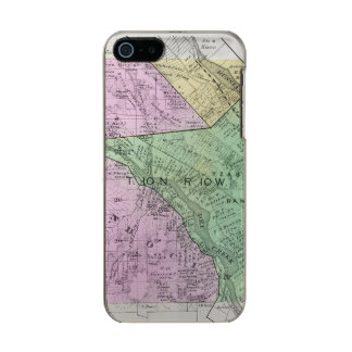 Sonoma County, California 31 Metallic Phone Case For iPhone SE/5/5s