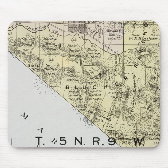 Sonoma County, California 3 Mouse Pad