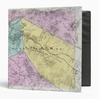 Sonoma County, California 4 3 Ring Binder